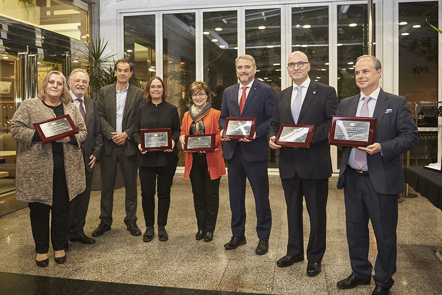 AEC PLACAS DE HONOR 2019
