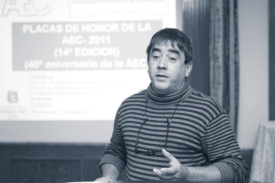 AEC 2011 ALEJANDRO GALLEGO