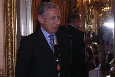 AEC 2005 - Miguel Ángel Llorca Palomera, Director Comercial de EADS CASA Espacio