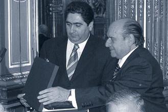 AEC 2005 - Emiliano Perezagua - Director General de Operaciones de Isofotón