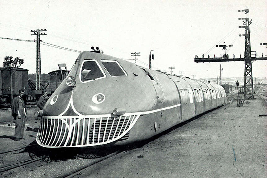 AEC Trenes Talgo pendulares y de alta o muy alta velocidad