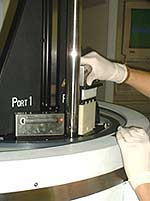 Tanque de criopreservación y almacenamiento de SCU: Bioarchive.