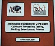 Fotografía de la portada de los estándares Netcord/FAHCT.
