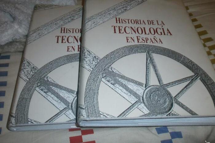 AEC HISTORIA DE LA TECNOLOGÍA EN ESPAÑA