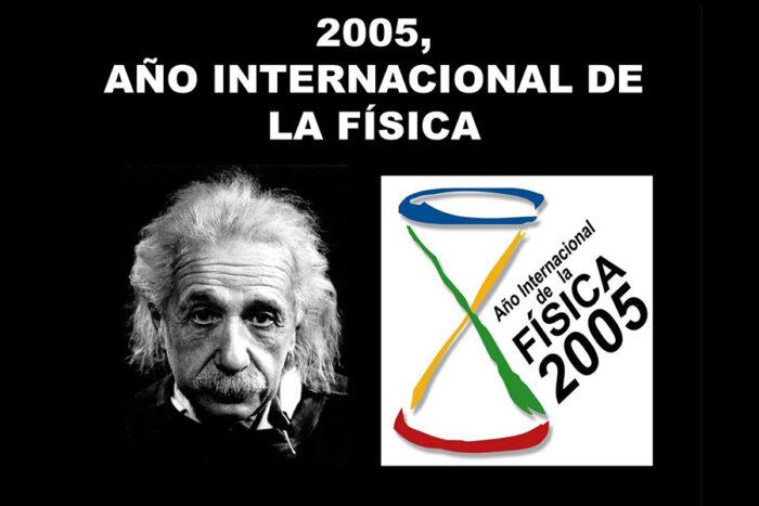 AEC 2005, AÑO INTERNACIONAL DE LA FÍSICA